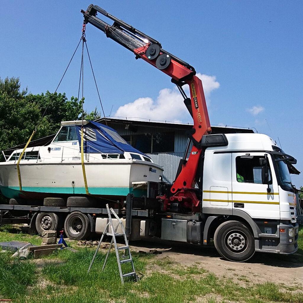 Mercedes 2644 6x2